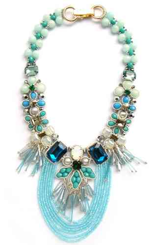 NECKLACE 2482 TURQUOISE