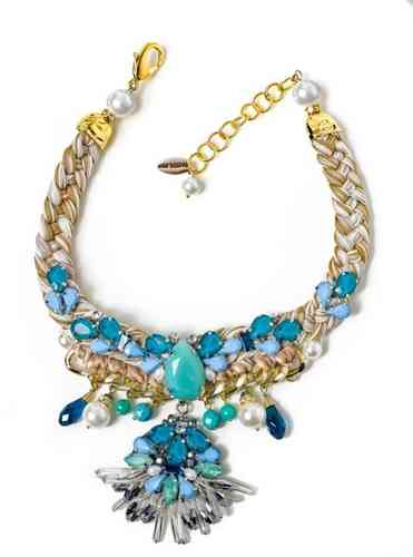 NECKLACE 2447 TURQUOISE