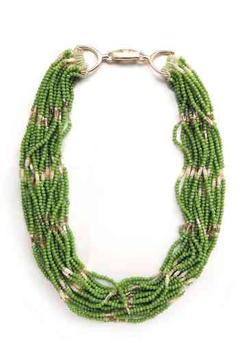 NECKLACE 2147 GREEN