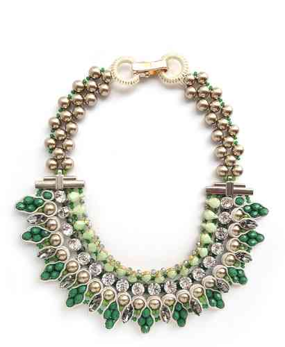 NECKLACE 2542 GREEN