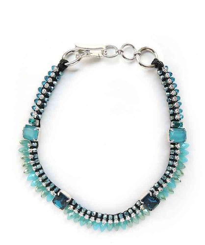 NECKLACE 1720 BLUE