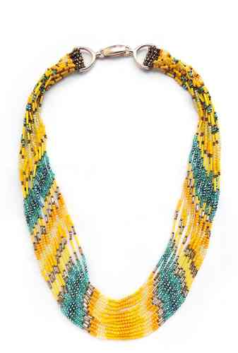 NECKLACE 3162 YELLOW