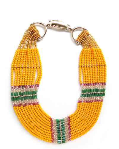 NECKLACE 2149 YELLOW