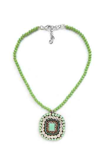 NECKLACE 1277 GREEN