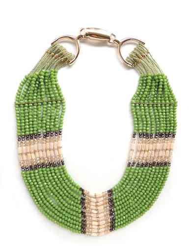 NECKLACE 2149 GREEN