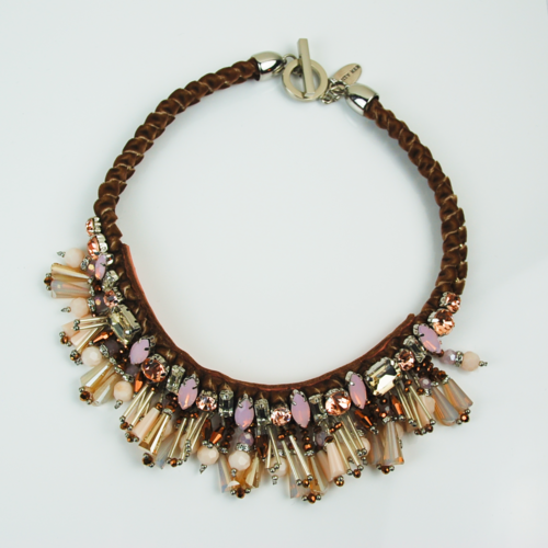 NECKLACE 2569 CHAMPAGNE