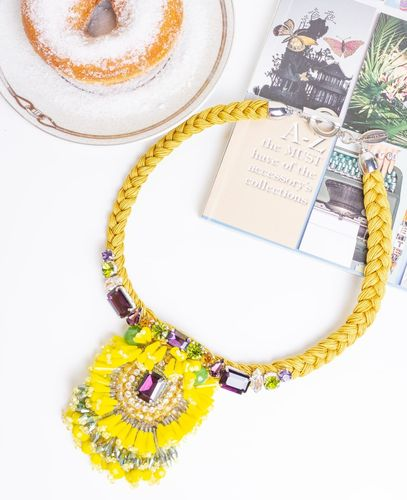 NECKLACE 2567 YELLOW