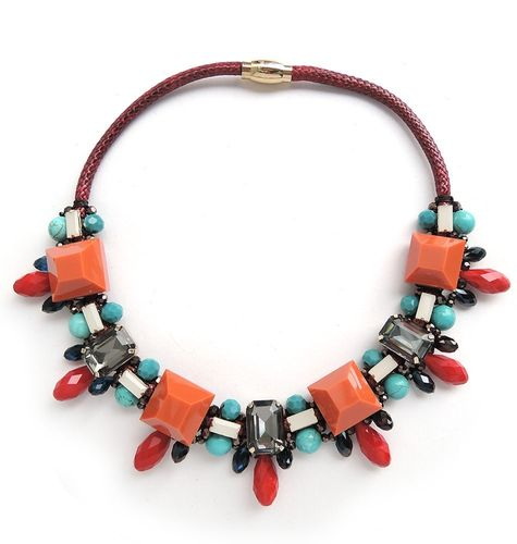 NECKLACE 3341 RED
