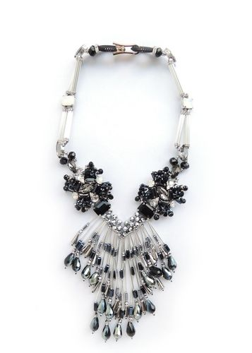 NECKLACE 2778 BLACK