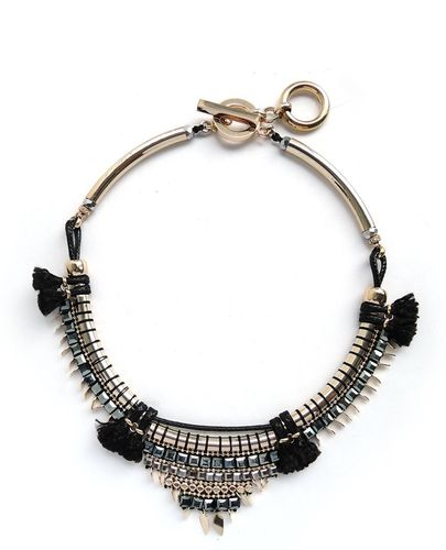 NECKLACE 4031 BLACK