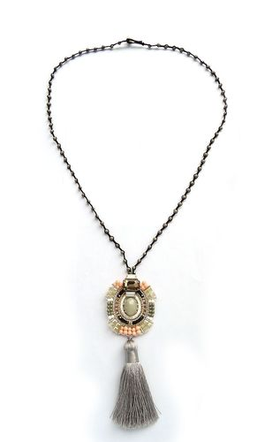 NECKLACE 3206 CHAMPAGNE