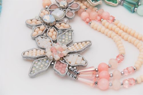 NECKLACE 1595 PINK