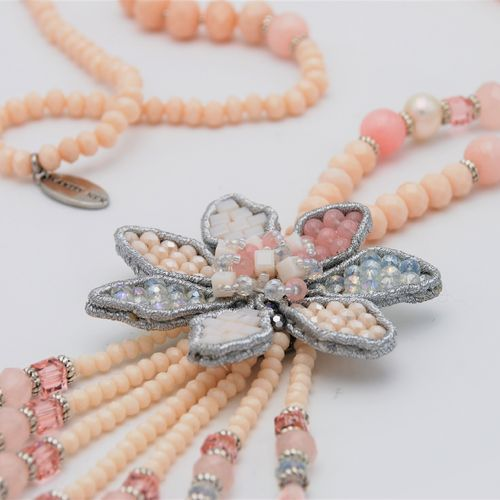 NECKLACE 1596 PINK