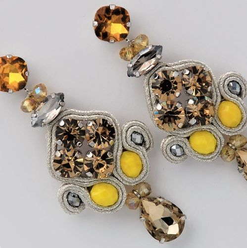 EARRING 2655 YELLOW